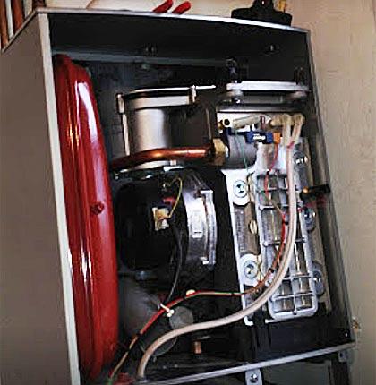 Boilers - repairs and servicing